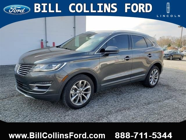 2018 Lincoln MKC FWD Select image