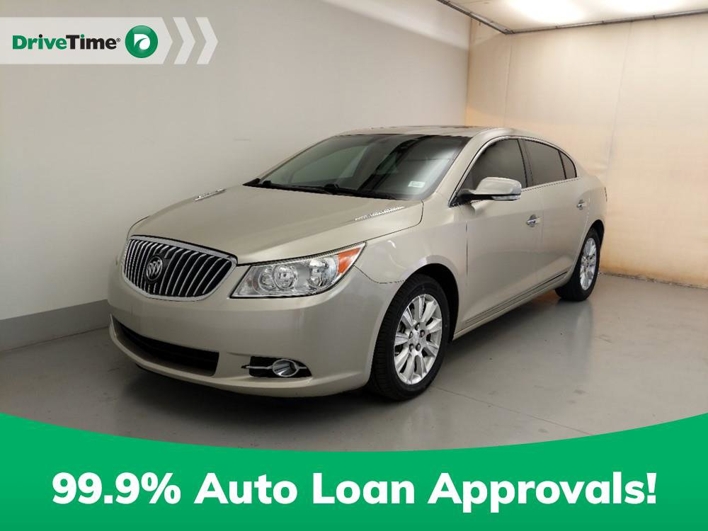 2013 Buick LaCrosse Leather image