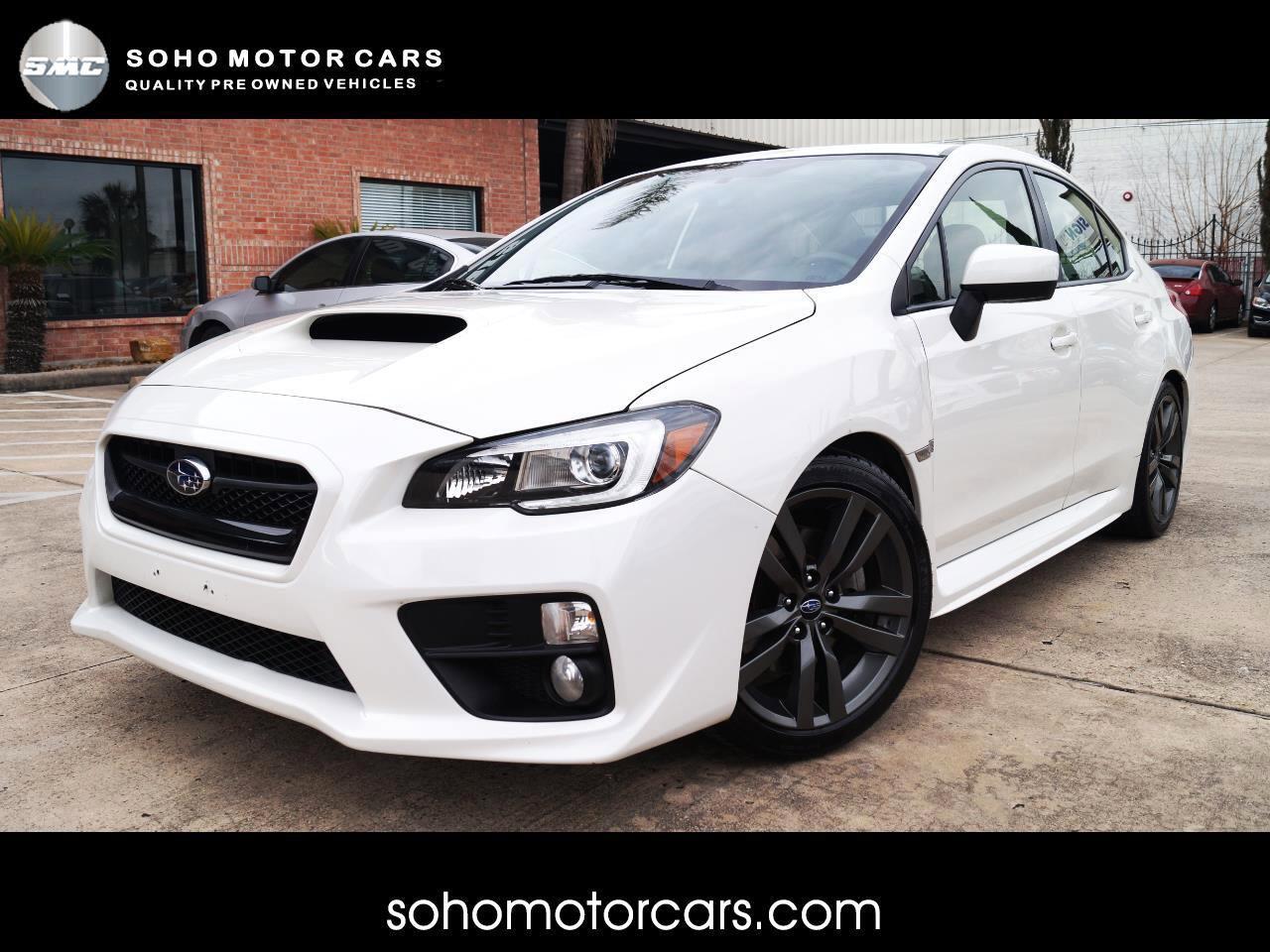2017 Subaru WRX Limited image
