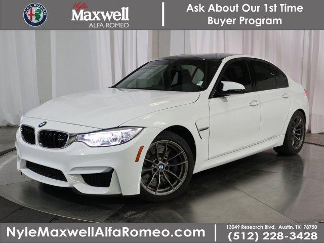 2017 BMW M3  image