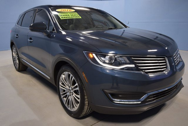 2016 Lincoln MKX FWD Reserve image