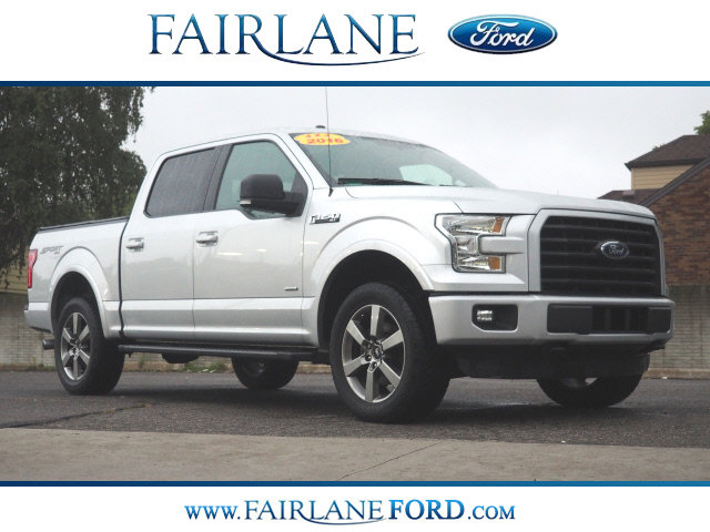 2016 Ford F150 XLT image