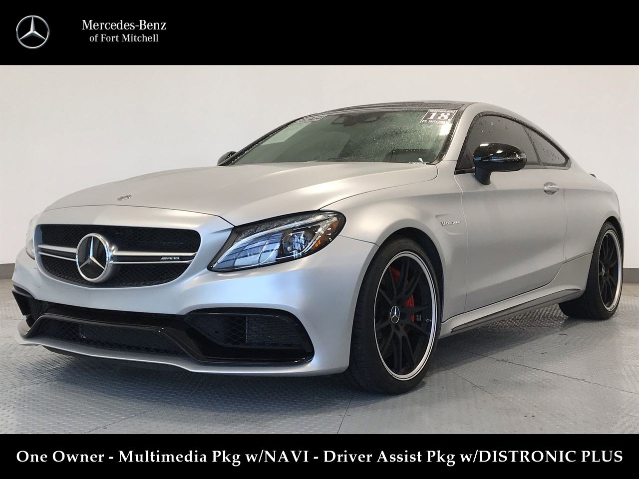 2018 Mercedes-Benz C 63 AMG S Coupe image
