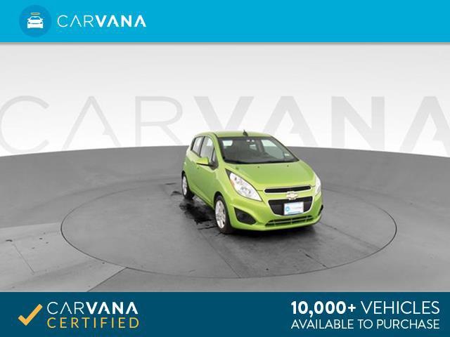 2015 Chevrolet Spark LT image