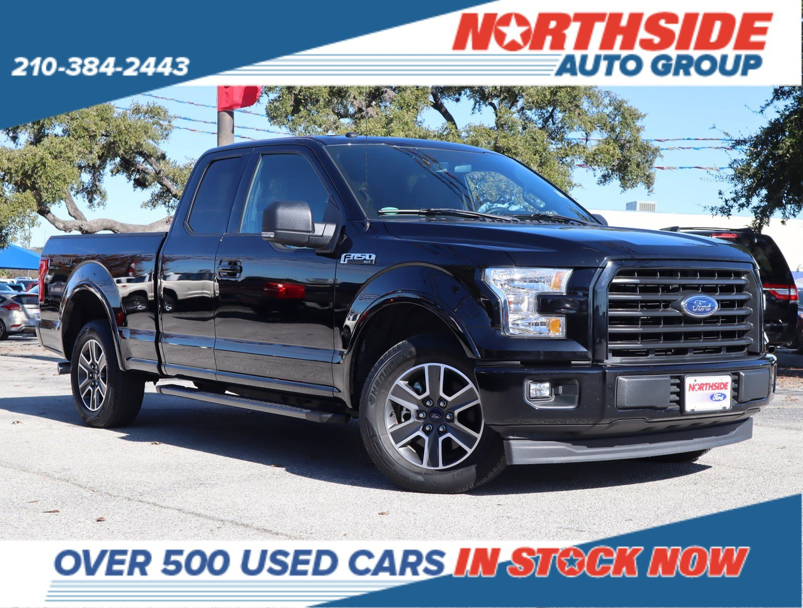 2017 Ford F150 XLT image