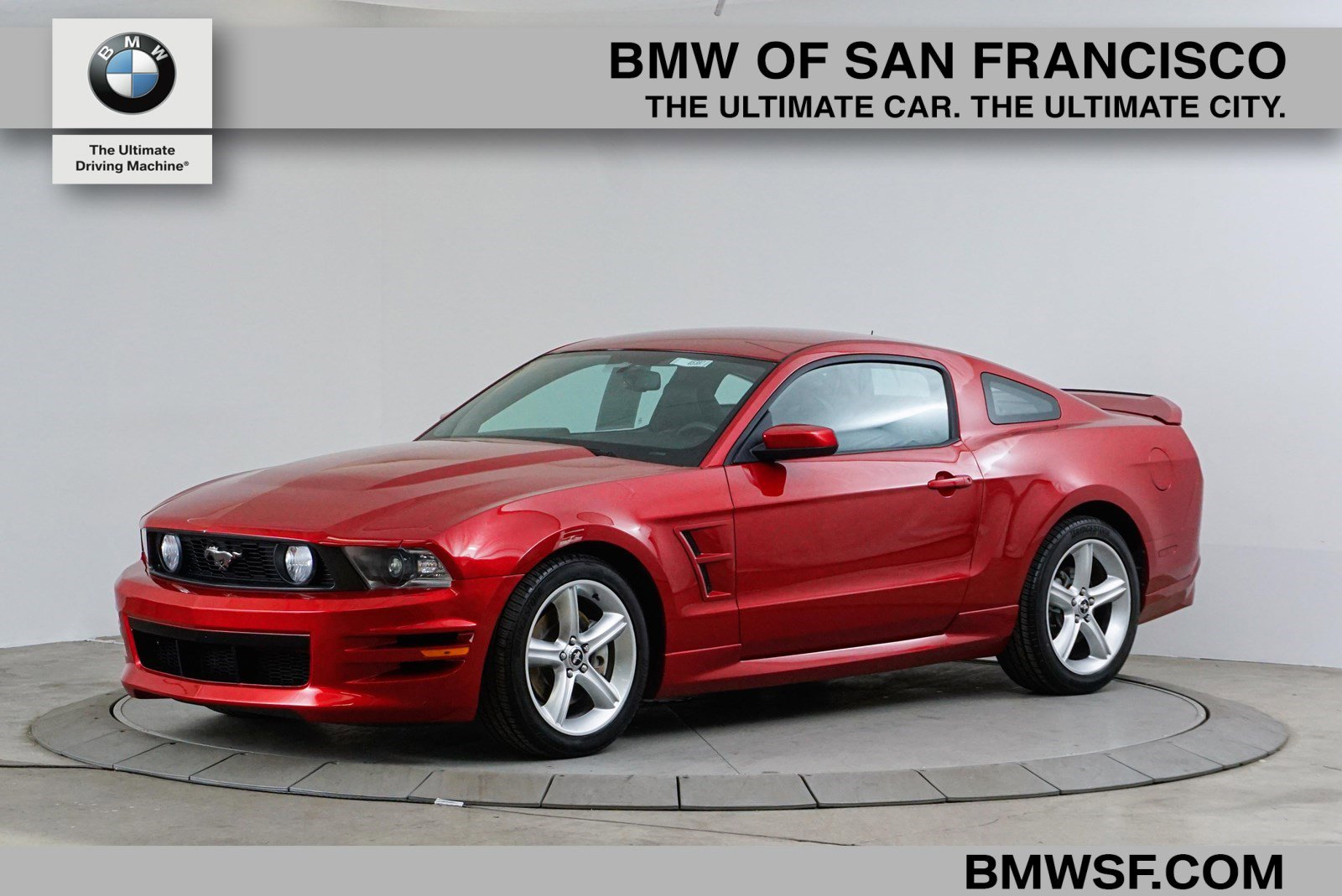 2012 Ford Mustang GT Premium image
