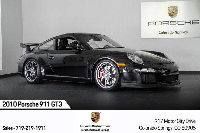 2010 Porsche 911 GT3 Coupe image