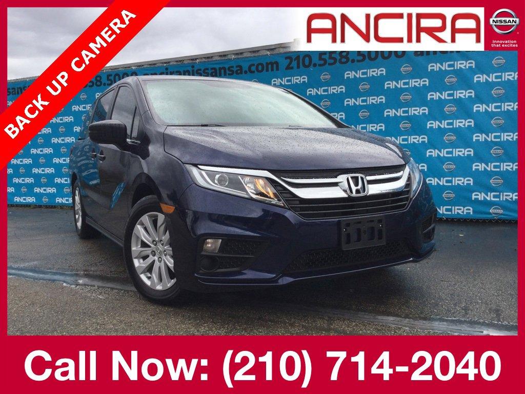 2019 Honda Odyssey LX image