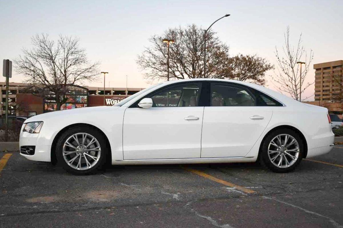 2013 Audi A8 3.0T image