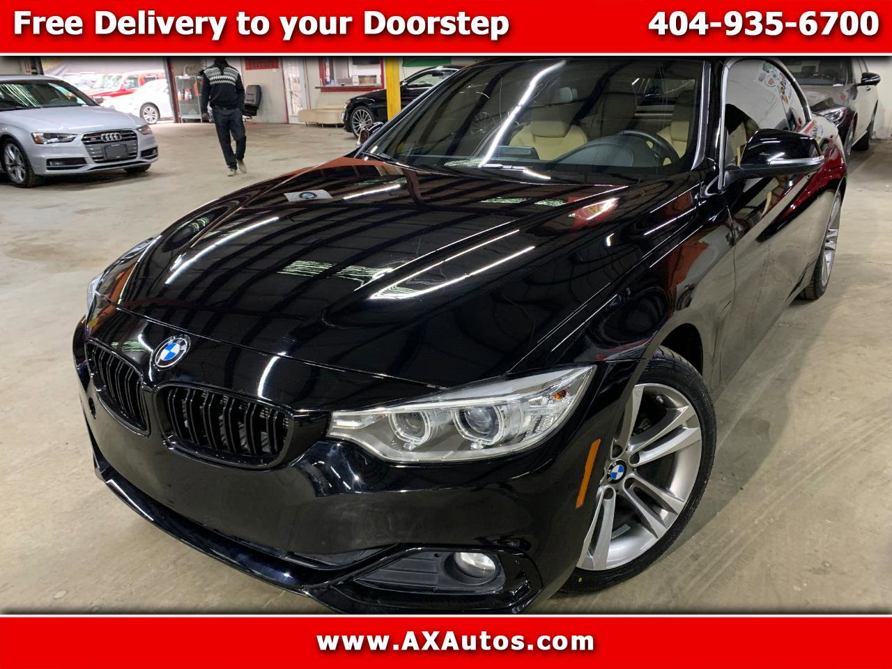 2016 BMW 428i Convertible image