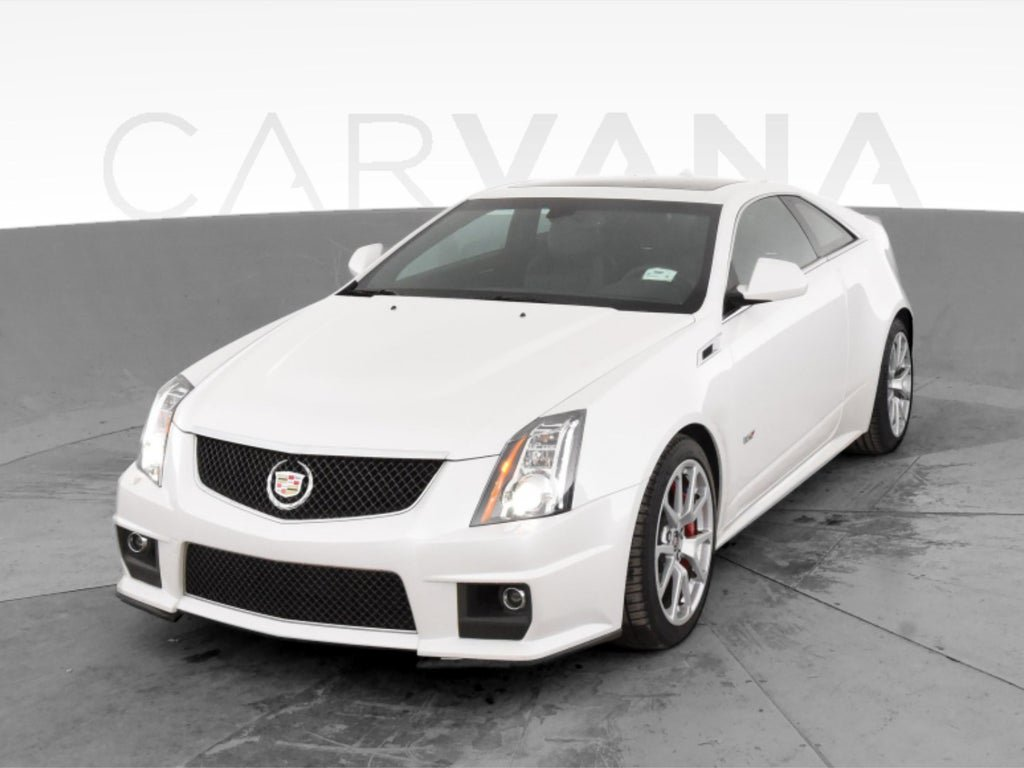 2015 Cadillac CTS V Coupe image