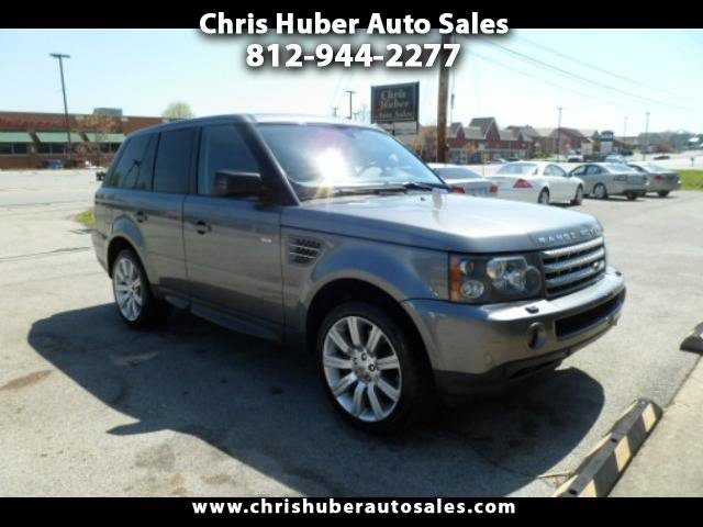 2009 Land Rover Range Rover Sport Supercharged image