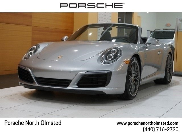 Used 2018 Porsche Macan Base Suv In North Olmsted Oh