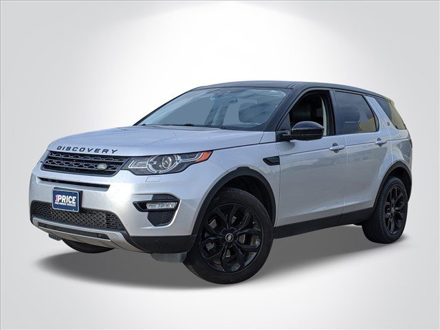 2015 Land Rover Discovery Sport HSE image