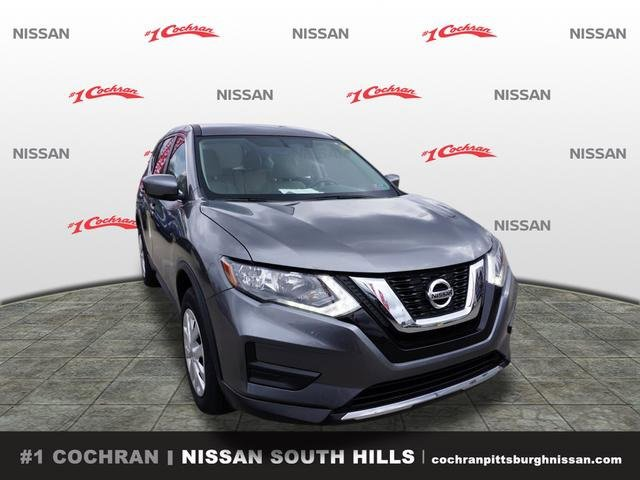 2017 Nissan Rogue S image