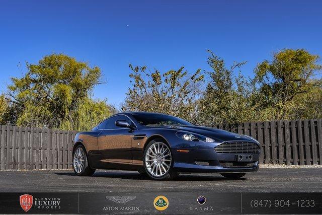 2006 Aston Martin DB9 Coupe image