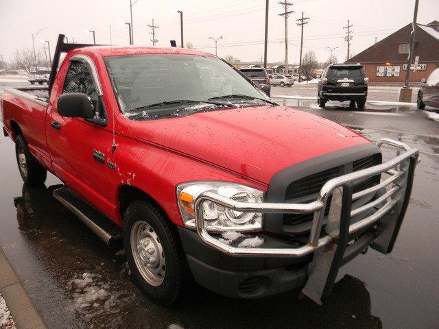 2008 Dodge Ram 2500 Truck 2WD Regular Cab image