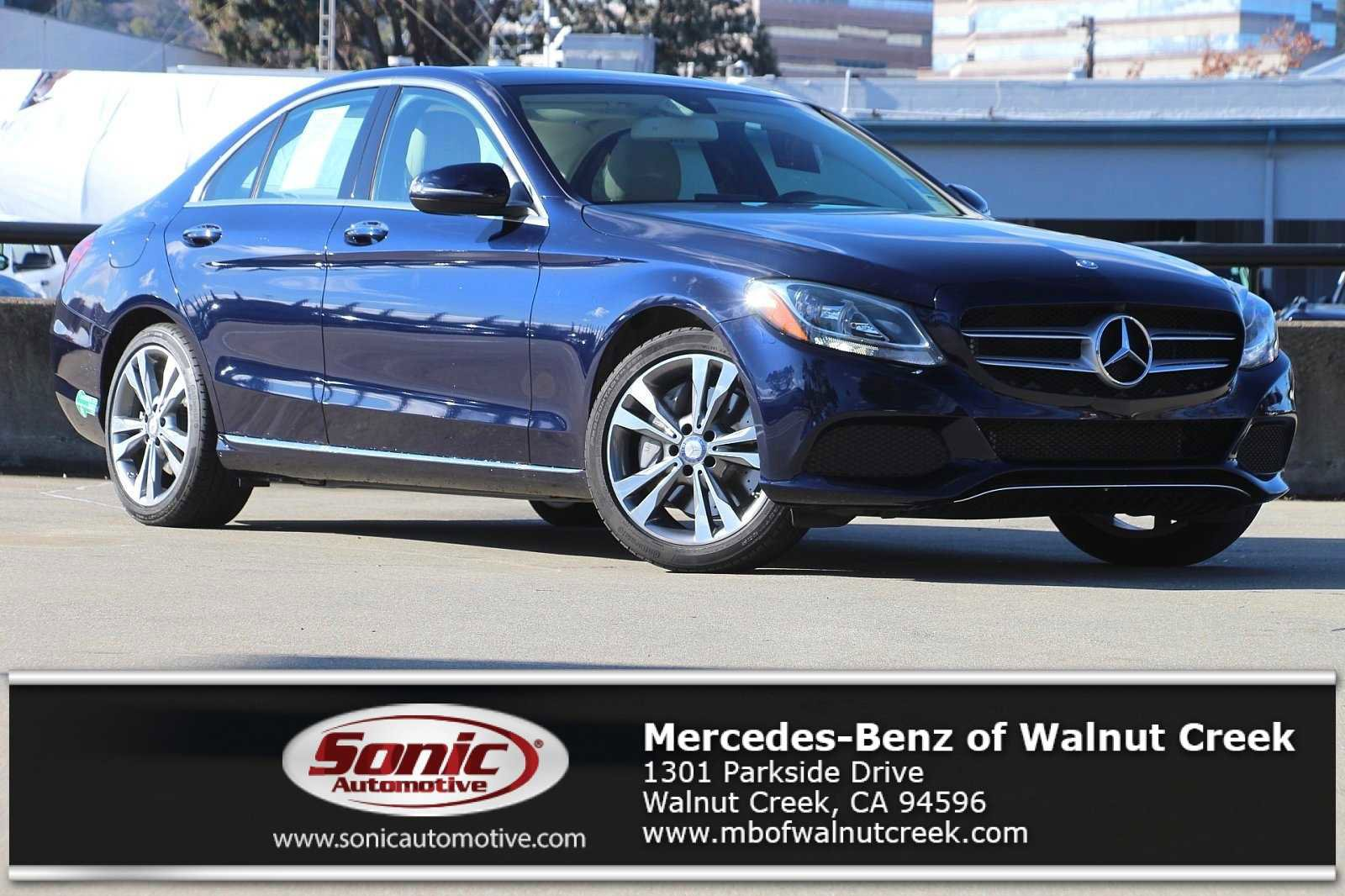 2016 Mercedes-Benz C 350e Sedan image