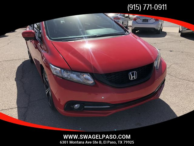 2014 Honda Civic Si Sedan image