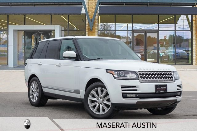 2015 Land Rover Range Rover HSE image