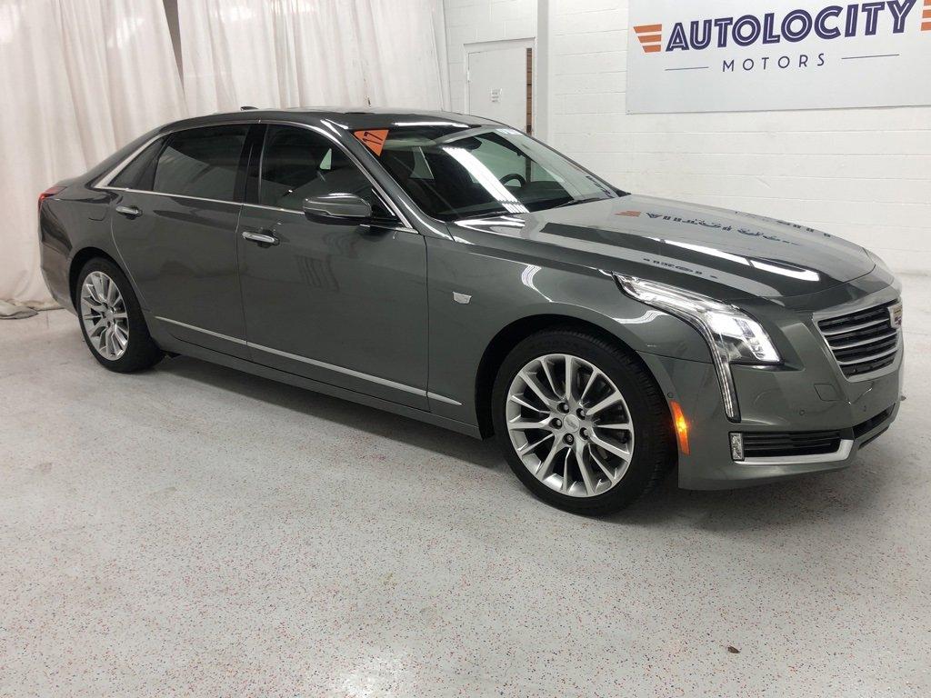 2017 Cadillac CT6 3.6 Luxury AWD image