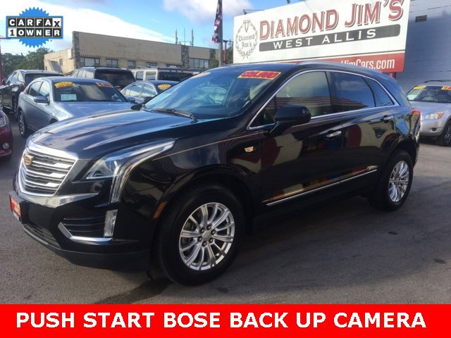 2018 Cadillac XT5 FWD image
