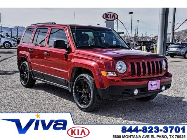 2015 Jeep Patriot FWD Sport image