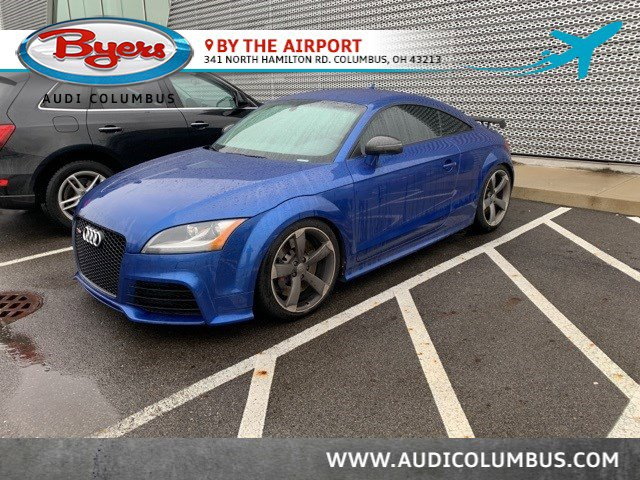 2013 Audi TT RS  image