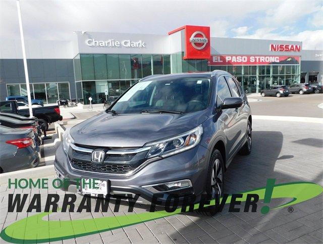 2015 Honda CR-V FWD Touring image