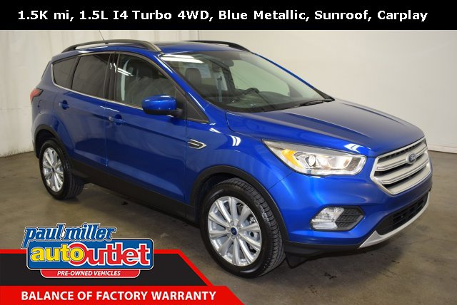 2019 Ford Escape 4WD SEL image