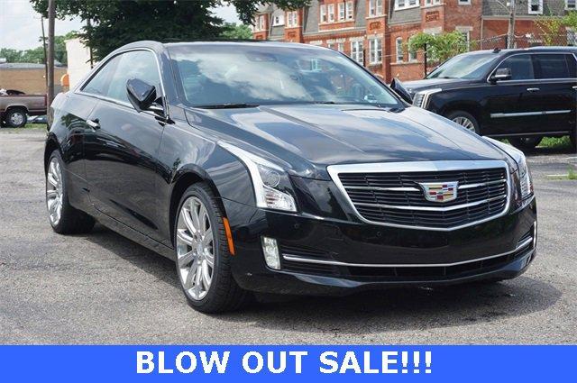 2015 Cadillac ATS 3.6 Premium AWD Coupe image