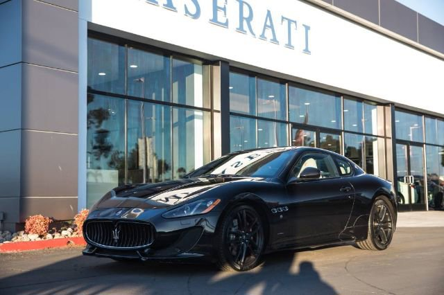 2016 Maserati GranTurismo Sport image