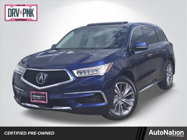 2018 Acura MDX FWD w/ Technology Package image