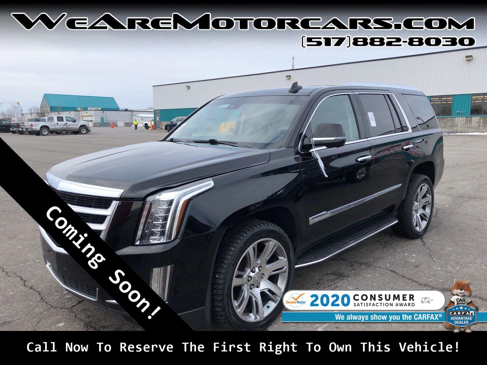 2015 Cadillac Escalade 4WD Luxury image
