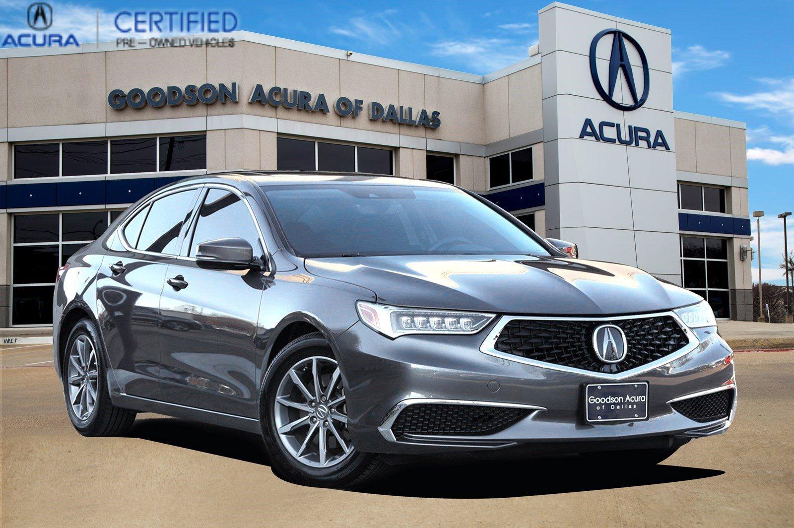 2020 Acura TLX  image