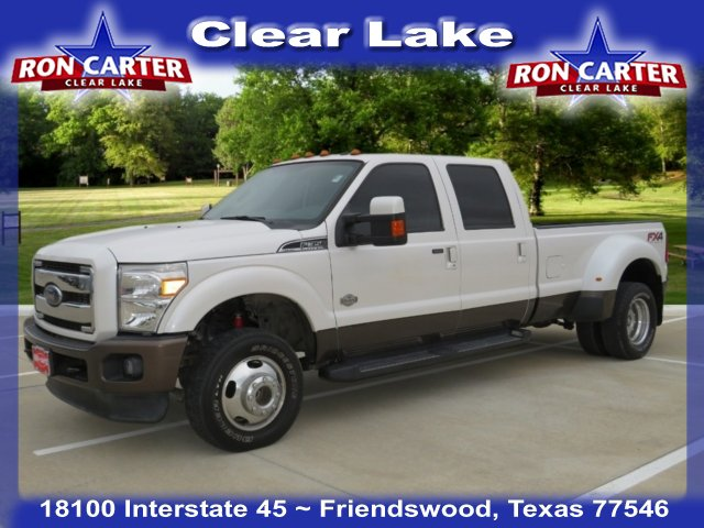 2016 Ford F350 King Ranch image