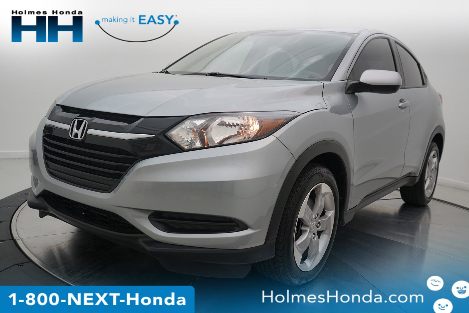 2017 Honda HR-V FWD LX image