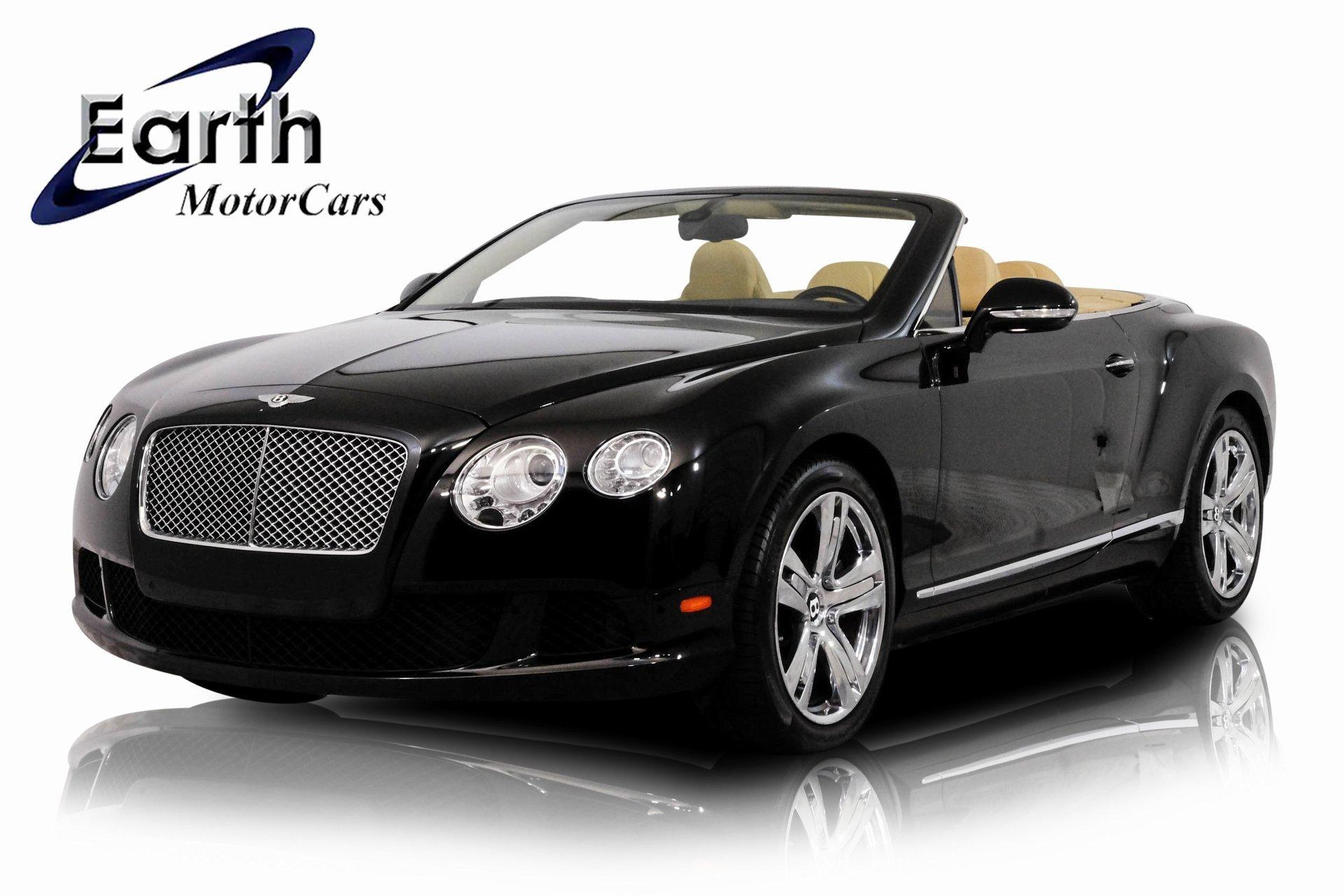 2013 Bentley Continental GT Convertible image