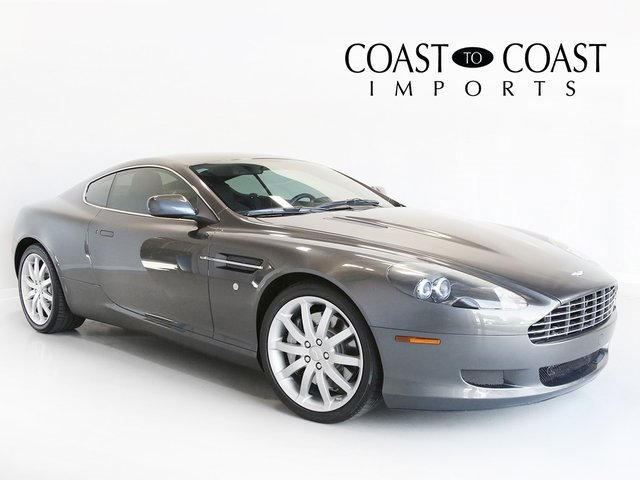 2005 Aston Martin DB9 Coupe image