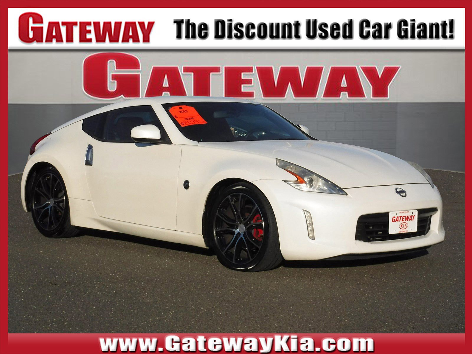 2013 Nissan 370Z Coupe image