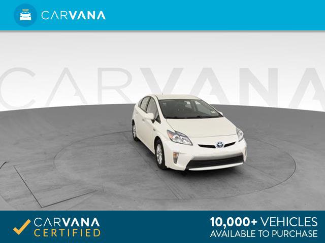 2014 Toyota Prius Plug-In Hybrid image