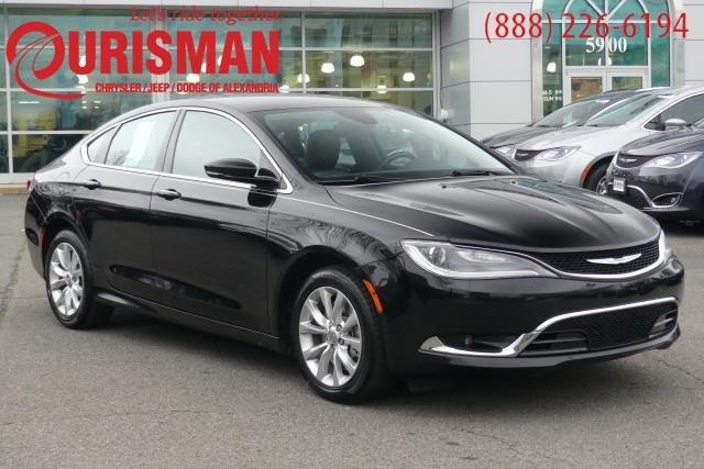 2015 Chrysler 200 C image