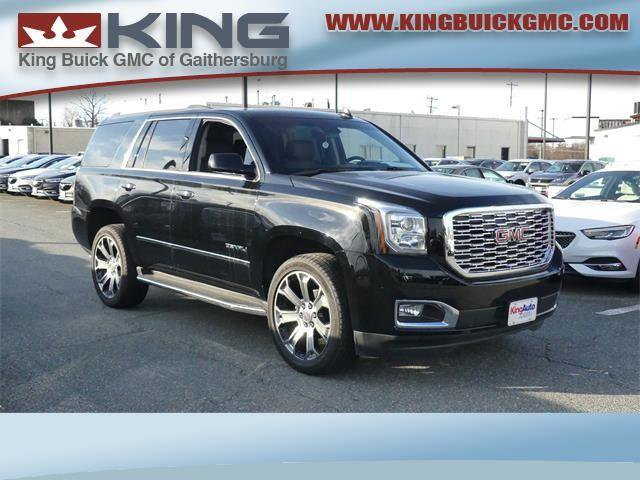 King Buick Gmc >> New 2018 Gmc Yukon For Sale Autotrader