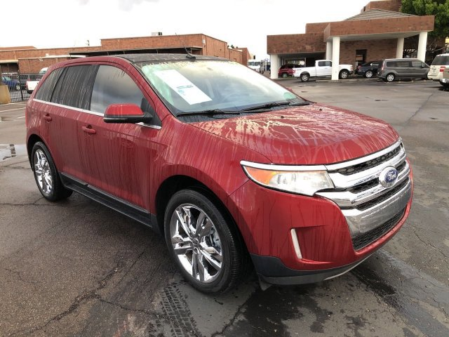 2013 Ford Edge FWD Limited image