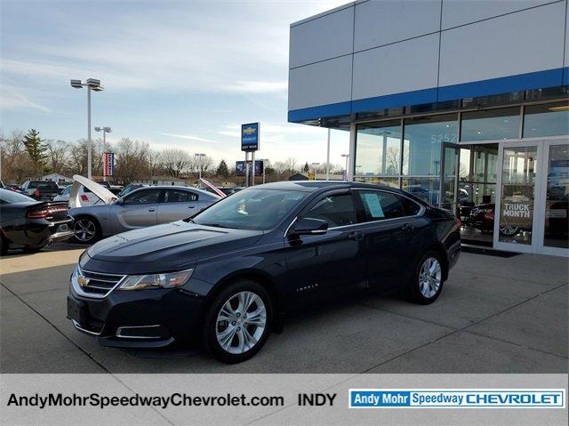 2015 Chevrolet Impala LT image