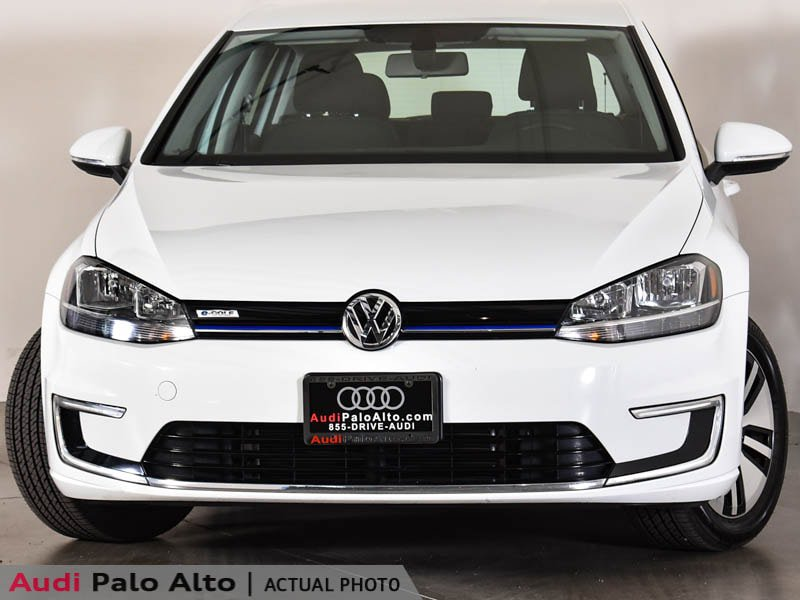 Volkswagen e-Golf Under 500 Dollars Down