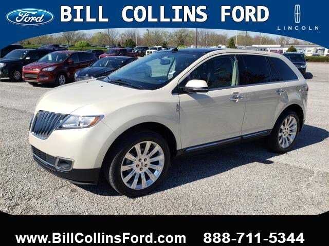 2014 Lincoln MKX FWD image