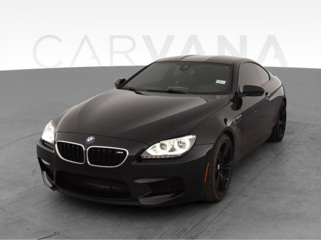 2014 BMW M6 Coupe image