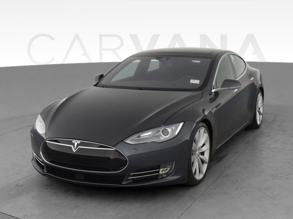 2015 Tesla Model S AWD Performance image