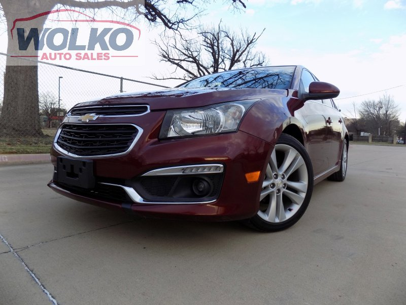 2016 Chevrolet Cruze Limited LTZ Sedan image